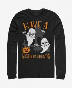 Goulactic Halloween Sweatshirt ZNF08
