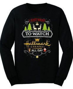 Hallmark-Channel-Sweatshirt ZNF08