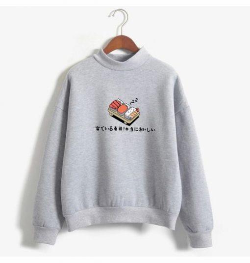 Harajuku Sushi Sweatshirt ZNF08