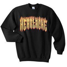Heareache Sweatshirt ZNF08