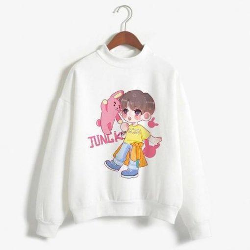 Hip-Hop Bangtan Boys Sweatshirt ZNF08