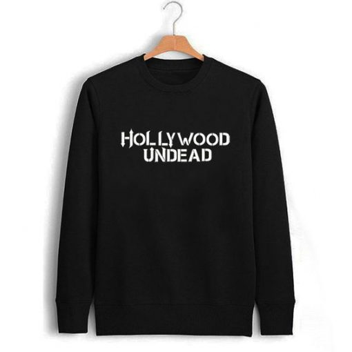 Hollywood Undead Vneck Print Sweatshirt ZNF08