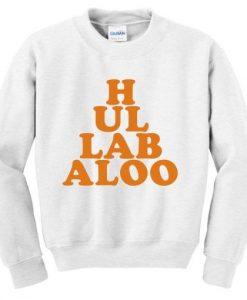 Hullabaloo Sweatshirt ZNF08