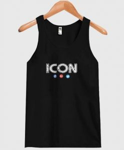 Icon Tank top ZNF08