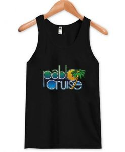 Pablo Cruise Tank top ZNF08