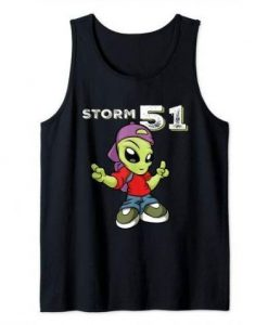 Storm Area 51 Tanktop ZNF08