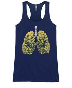 Weed Lungs TANK TOP ZNF08
