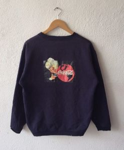 coca cola Big Sweatshirt ZNF08