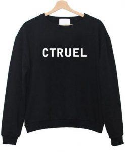 ctruel sweatshirt ZNF08