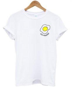 egghausted t shirt ZNF08