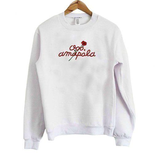 Amapola-Sweatshirts ZNF08