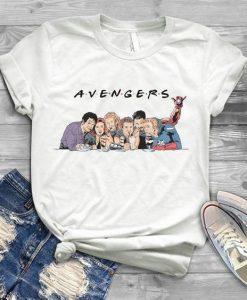 Avengers Superheroes Shirt ZNF08