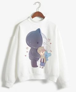 BT21 Fashion Sweatshirt ZNF08