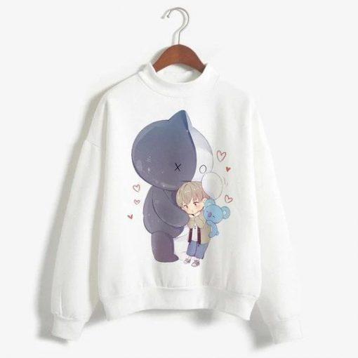 BT21 Fashion Sweatshirt ZNF08