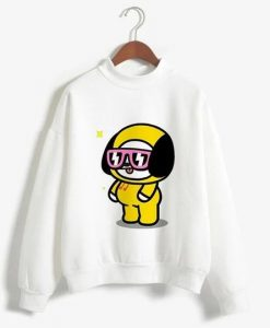 Bt21 Love Yourself Sweatshirt ZNF08
