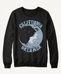 California Dreamer Sweatshirt ZNF08