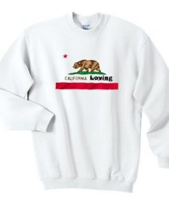 California Loving Sweatshirt ZNF08