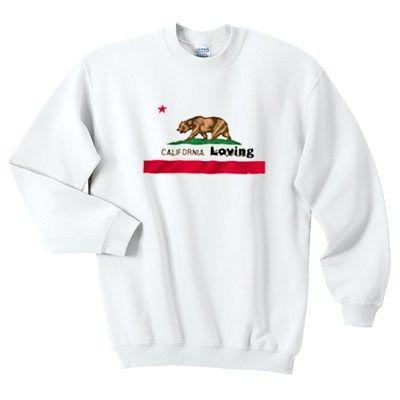 California Loving Sweatshirt ZNF08