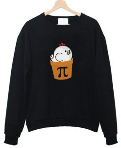 Chicken Pot Pi match Teacher Pi Day SWEATSHIRT ZNF08