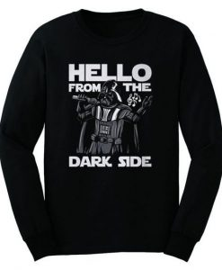 Dark Side Sweatshirt ZNF08