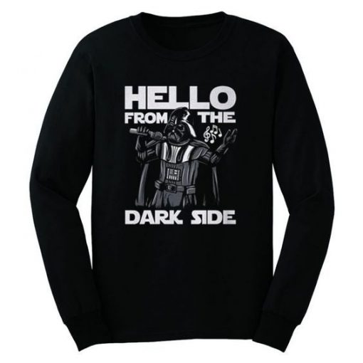 Dark Side Sweatshirt ZNF08