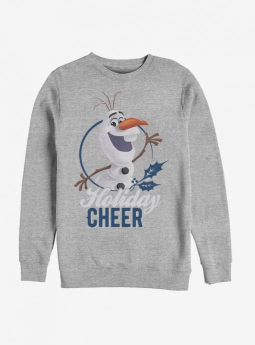 Disney Frozen Holiday Cheer Sweatshirt ZNF08