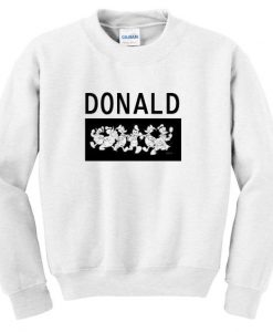 Donald Duck Sweatshirt ZNF08