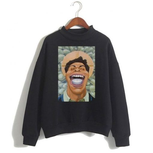 Drugs Sweatshirt ZNF08