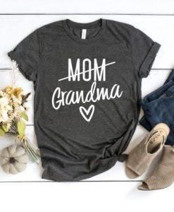 From Mom to Grandma TSHIRT ZNF08