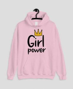 Girl Power Hoodie ZNF08