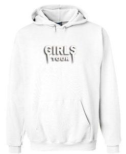 Girls Tour Hoodie ZNF08