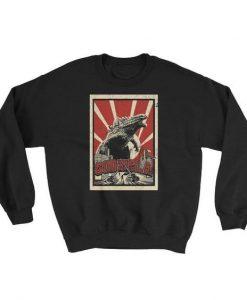 Godzilla Sweatshirt ZNF08