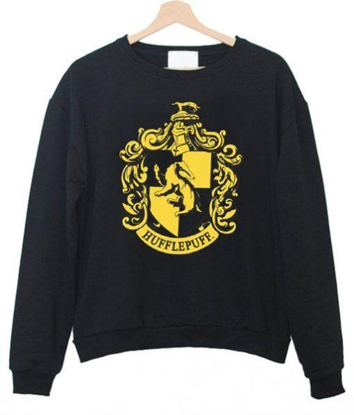 Hufflepuff-Sweatshirt ZNF08