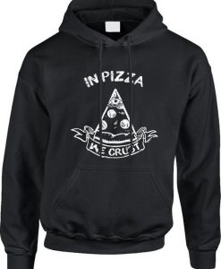 In Pizza We Crust Hooded ZNF08