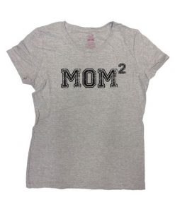 Mom Of 2 Shirt ZNF08