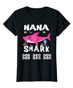Nana Shark Shirt ZNF08
