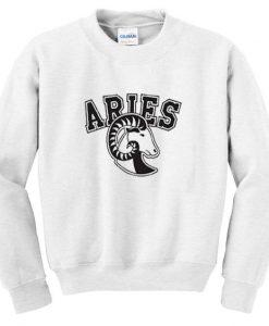 aries zodiac sweatshirt ZNF08