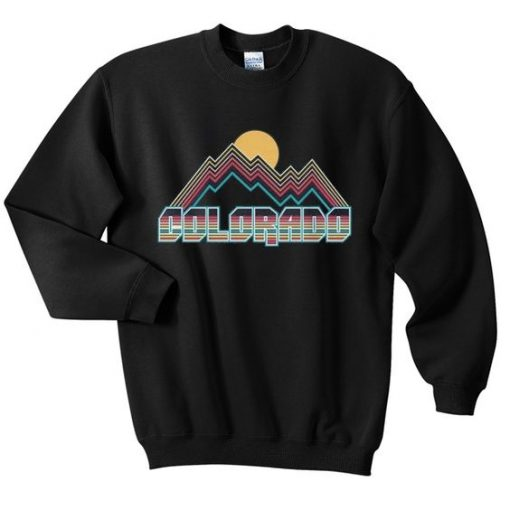 colorado sweatshirt ZNF08