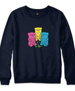 cubs eat partner sweatshirt ZNF08