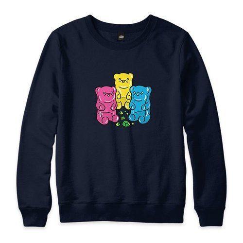 cubs eat partner sweatshirt ZNF08