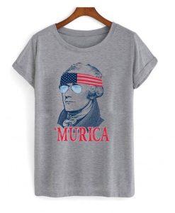 Alexander Hamilton Murica T shirt ZNF08