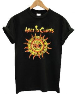 Alice In Chains Vintage T-shirt ZNF08