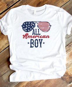 All American boy Tshirt ZNF08