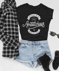 Ambitchous T-shirt ZNF08