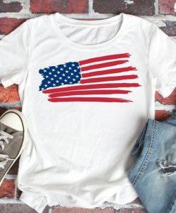 American flag Tshirt ZNF08