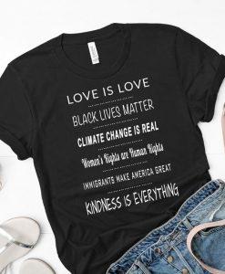 Anti-Trump Shirt, Feminist Shirt for Men or Women, Equality Shirt