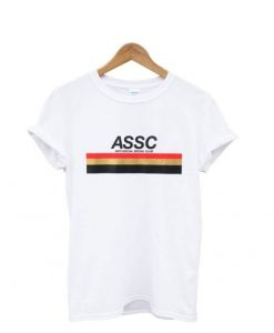 Antisocial Social Club ASSC T shirt ZNF8