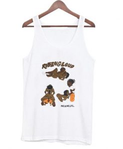 Asap Rocky Rolling Loud Tank Top ZNF08