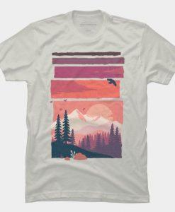 At Dusk T-Shirt ZNF08