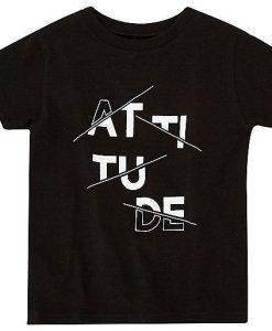 Attitude T-shirt ZNF08